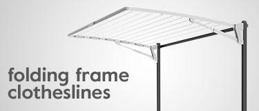 Hills Folding Frame Clotheslines