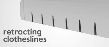 Hills Retracting Clotheslines